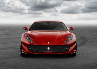 Say hello to the 812 Superfast - the fastest and most powerful Ferrari in history