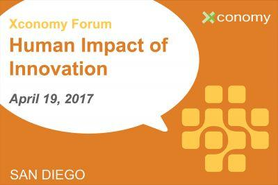 Join Us: Xconomy Forum on Innovations with Widespread Human Impact