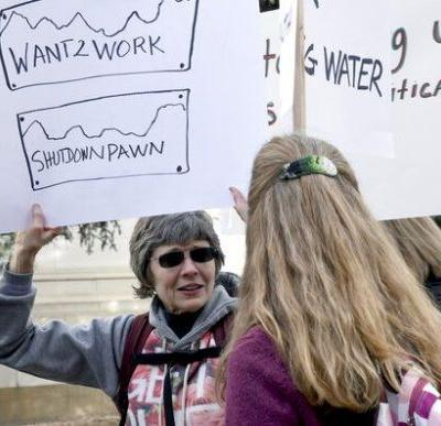 'I filed for unemployment': Federal workers seek loans, second jobs as shutdown lingers