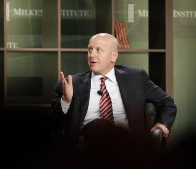 Goldman Sachs slides even after solid earnings and naming a new CEO