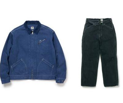 "YSTRDY'S TMRRW Joins LEE for a ""BAGGY"" Denim Capsule"