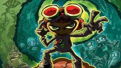 Psychonauts 2 Trailer - New Art Test Shows Gorgeous Gameplay