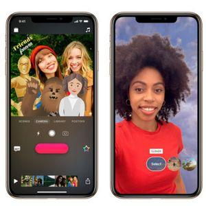 Apple is updating the Clips app to make better use of its newest iPhones