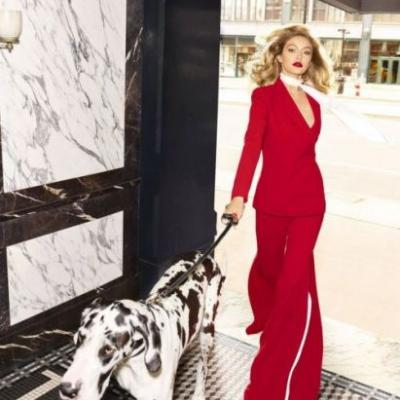 Gigi Hadid is Bazaar's May Cover Star!Blake Lively Interviews