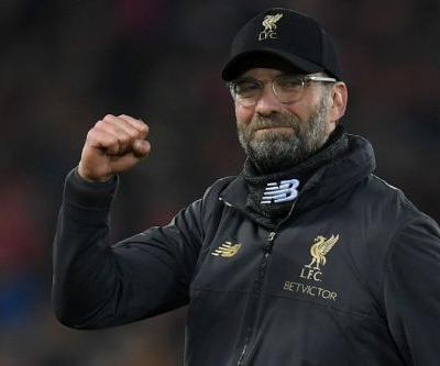 Klopp talks up 'world's best' Man City ahead of title clash
