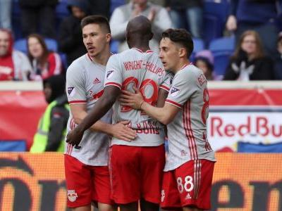 New York Red Bulls score four unanswered to rally past San Jose