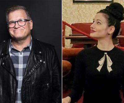 Fans flock to Instagrams of Drew Carey, ex-fiancée Amie Harwick after her killing