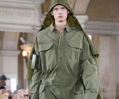 JUUN.J Presents a Sophisticated Military Aesthetic for SS20