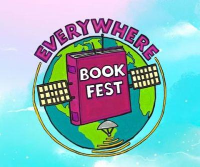 The 'Everywhere Book Fest' Is The Virtual Meet-Up Your Kids Need To Attend