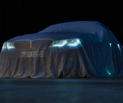 Next-Generation BMW 3 Series Teased Ahead Of October Reveal