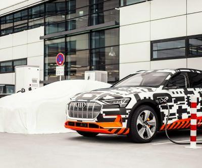 Mobility without boundaries: Audi e-tron Charging Service completes range of charging options