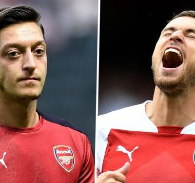 'Arsenal have lost control.Ozil has cost them a fortune' - Ramsey backed in contract talks