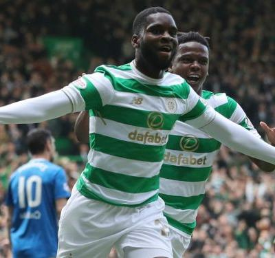 PSG starlet Edouard hoping for extended Celtic stay