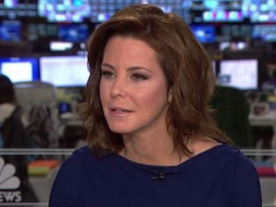 MSNBC's Stephanie Ruhle Apologizes to Larry Kudlow for Comments About His Faith: 'Meant No Offense'