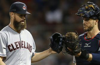 Kluber, Indians top Porcello, Red Sox 5-4