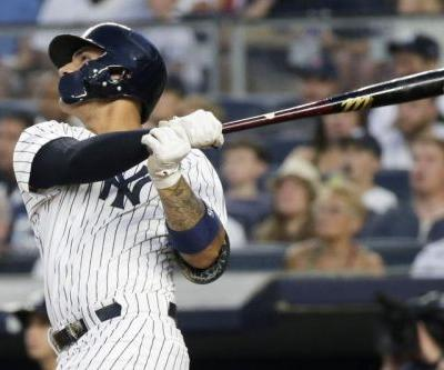 Watch: Yankees' Gleyber Torres leaves Orioles announcer Gary Thorne at loss for words