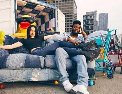 Khalid, Noah Cyrus join Hollister for antibullying campaign
