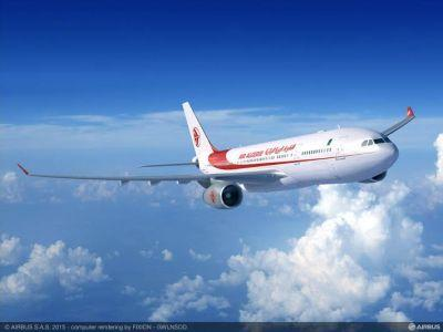 Air Algerie offers upto 50% fare discounts on domestic, international flights