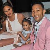Chrissy Teigen Got Her Kids a Hamster, and It's Going as Well as You Thought It Would