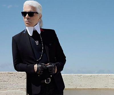 Fendi pays homage to Karl Lagerfeld at Milan Fashion Week