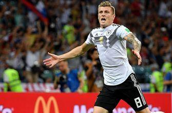 FOX Sports' Goal of the Day: Toni Kroos saves the day with remarkable free kick