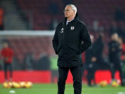 Ranieri leaves Fulham with club 10 points from safety; Parker takes over