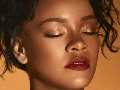 Fenty Beauty Is Launching a New Eye-Shadow Palette and Liquid Eyeliner