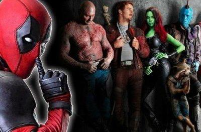 Ryan Reynolds Pitches Deadpool & Guardians Crossover to