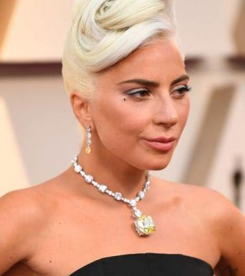 Lady Gaga's Hairstyle is Full of Twists and Turns at the 2019 Oscars
