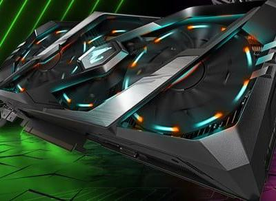 How many GPU video ports is too many? The Aorus RTX 2080 packs seven