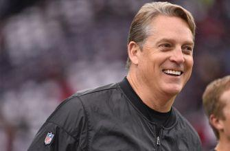Raiders coach Jack Del Rio's contract has been 'torn up'. and replaced by a new one
