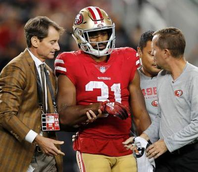 Mullens has sterling debut in 49ers 34-3 win over Raiders