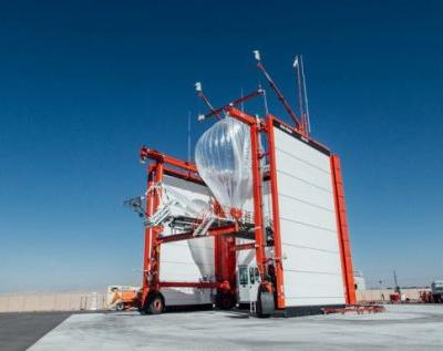 Project Loon LTE balloons restore some communications in Puerto Rico