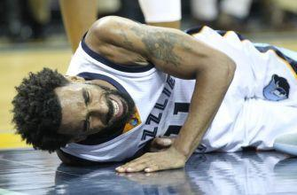 Memphis Grizzlies' Mike Conley out indefinitely