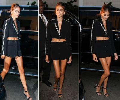 Kaia Gerber has legs for days and more star snaps