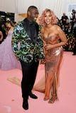 Idris Elba and Sabrina Dhowre Make 1 Sexy Pair During First Met Gala as a Married Couple