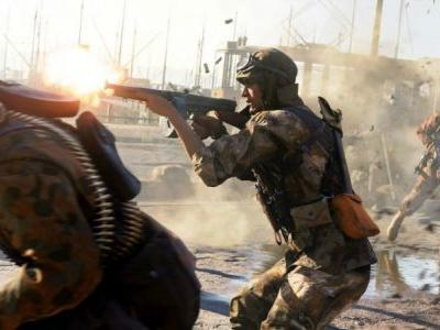 Next Battlefield V Patch Will Adjust How Fast You Die