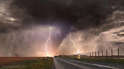 Strange new research claims thunderstorms may trigger asthma outbreaks