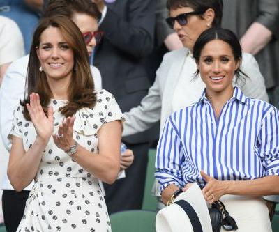 Meghan Markle Wears $89 Shirt for First Ever Solo Outing with Kate