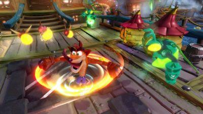 Crash Bandicoot N. Sane Trilogy may not be exclusive to PS4 after all