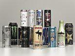 Having just ONE energy drink can narrow blood vessels in 90 minutes, study finds