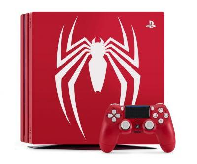 Sony is making a limited edition 'Amazing Red' PS4 Pro for Spider-Man's launch