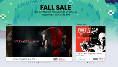 Humble's Fall Sale is now on, featuring literally thousands of games