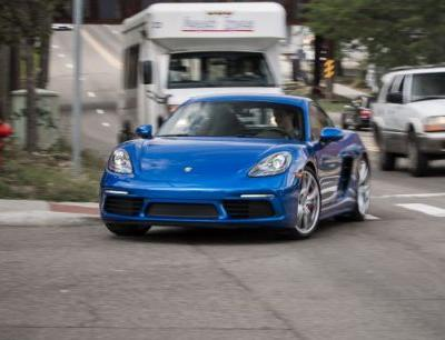 Porsche 718 Cayman S Manual Tested: Excellence Delivered