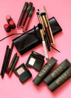 NARS Charlotte Gainsbourg Collection for Summer 2017: Swatches and First Impressions