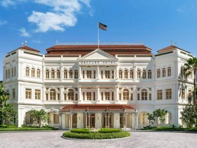 10 best hotels in Singapore for your next weekend trip