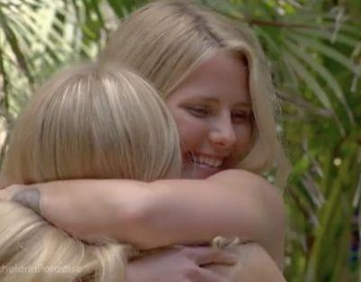 Demi & Kristian's Reunion On 'Bachelor In Paradise' Was So Emotional