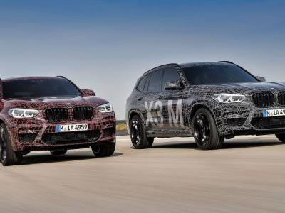 BMW X3 And X4 M Could Get Over 500 HP Thanks To Competition Pack Offering
