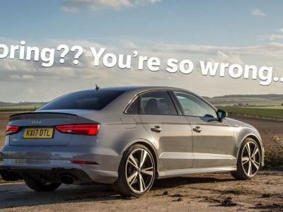Our Audi RS3 Longtermer Has Caused A Huge Office Argument