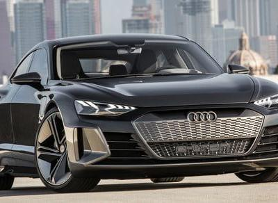 Audi's E-Tron GT concept is so close to production we can nearly taste it